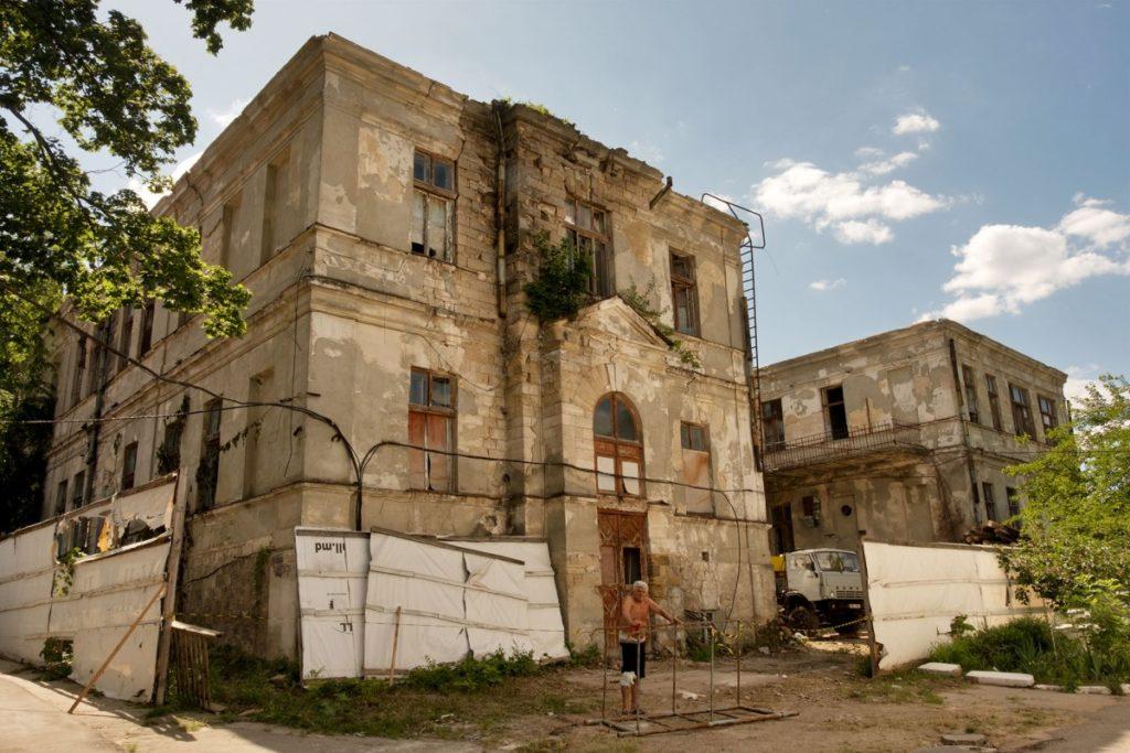Будівля єврейської лікарні