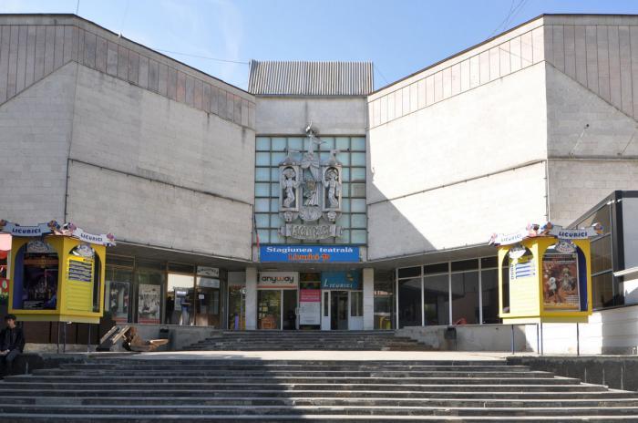 Кукольный театр «Ликурич»